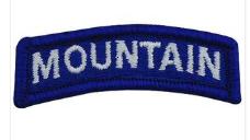 Mountain Tab- color