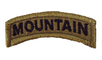 Mountain Tab- OCP