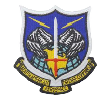 North American Aerospace Defense Command Patch- color