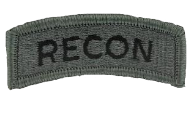 Recon Tab Patch- ACU
