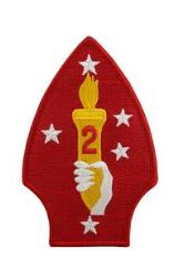 Second Division Patch- color