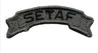 SETAF Tab Patch- ACU