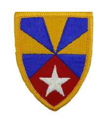 Seventh Army Support Command Patch- color
