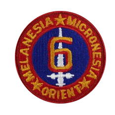 Sixth Division Patch- color