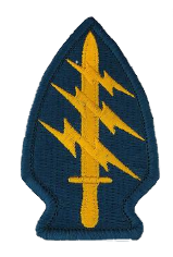 Special Forces Group Patch- color