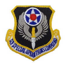 Special Operations Patch-w/hook closure- color