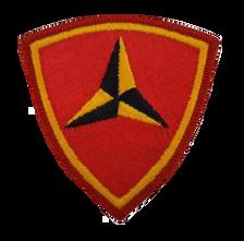 Third Division Patch- color
