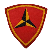 Third Division Patch- color
