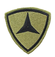 Third Division Patch- OCP