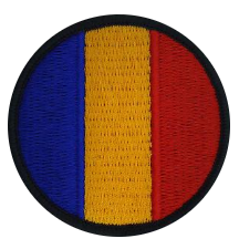 Training and Doctrine Command Patch- color