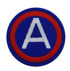 U.S. Army Central Patch- color
