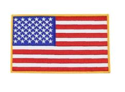 U.S. Flag Patch-Reflective