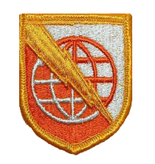 U.S. Strategic Command Patch- color