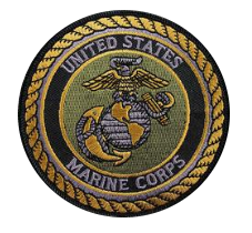 United States Marine Corps (USMC) shoulder patch