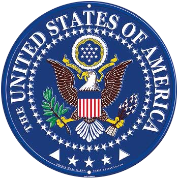USA SEAL Aluminum Sign