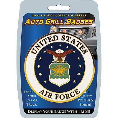 CarTruck Grill Badges U.S. Air Force Seal 3</p>                     </div>   <!--bof Product URL --> <!--eof Product URL --> <!--bof Quantity Discounts table --> <!--eof Quantity Discounts table --> </div>                        </dd> <dt class=