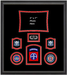 """14-1/2"""" x 17-1/2"""" Airborne Display Red"""