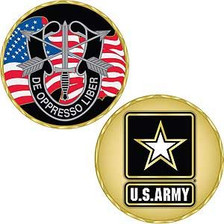 Army Special Forces Challenge Coin