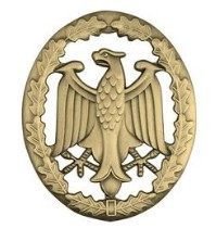 German Armed Forces Badge of Proficiency - Bronze