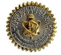 Army Identification Dress Badge: United States Defense Intelligence Agency