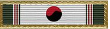 Korean Presidential Unit Citation Ribbon