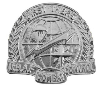 Air Force Badge: Combat Control Team