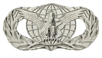 Air Force Badge: Force Protection - regulation size