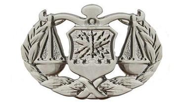 Air Force Badge: Judge Advocate General