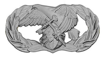 Air Force Badge: Logistics Readiness - regulation size