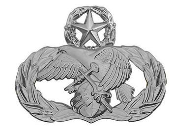 Air Force Badge: Logistics Readiness: Master - regulation size