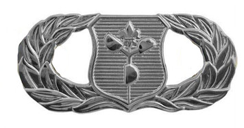 Air Force Badge: Weather Operations - regulation size