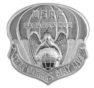 Air Force Badge: Pararescue
