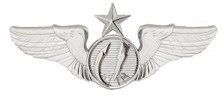Air Force Badge: Remotely Piloted Aircraft Sensor: Senior - Regulation size