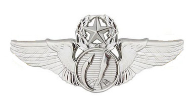 Air Force Badge: Remotely Piloted Aircraft Sensor: Master - Regulation size
