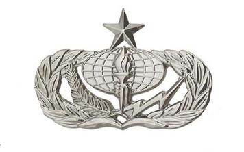 Air Force Badge: Services: Senior - regulation size