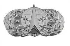 Air Force Badge: Space and Missile - regulation size