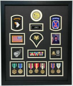US Army Seal Added At Top Of Layout