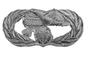 Air Force Badge: Transportation - regulation size