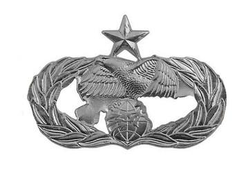 Air Force Badge: Transportation: Senior - regulation size