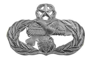 Air Force Badge: Transportation: Master - regulation size