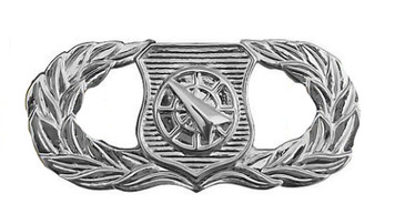 Air Force Badge: Weapons Controller - regulation size