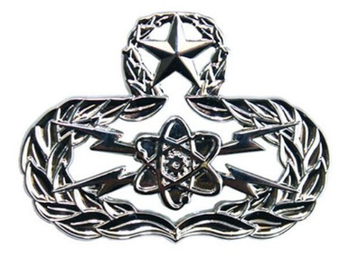 Air Force Badge: Scientific Applications Specialist - Master