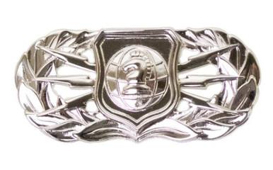 Air Force Badge: Information Operation Officer - regulation size