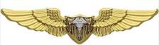 Coast Guard Badge: Flight Surgeon - regulation size