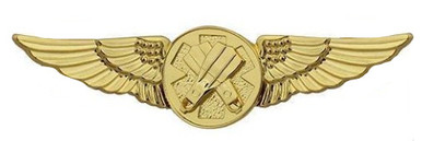 Coast Guard Badge: Rescue Swimmer - regulation size