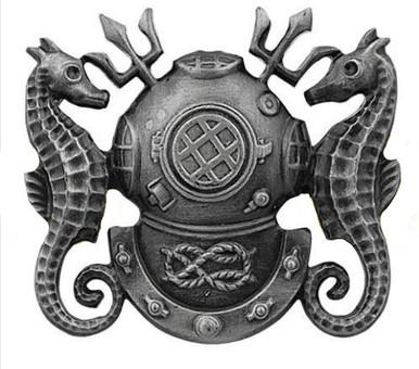 Badge: Master Diver - regulation size