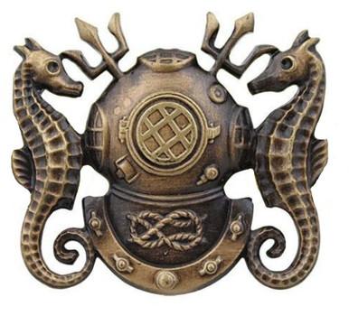 Badge: Diving Officer - regulation size