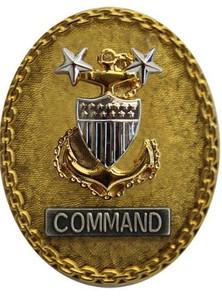 Coast Guard Badge: Enlisted Advisor E9 Command: Senior - regulation size