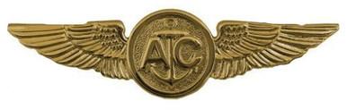 Badge: Aircrewman - regulation size