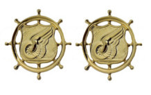 Army Officer Branch of Service Collar Device: Transportation